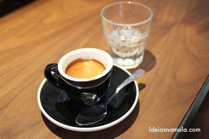 Café Expresso - Artís Berkeley