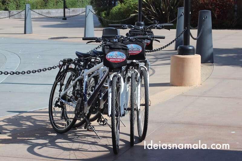 Bicicleta - Monterey