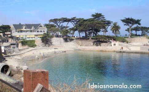 Lover's Point - Pacific Grove