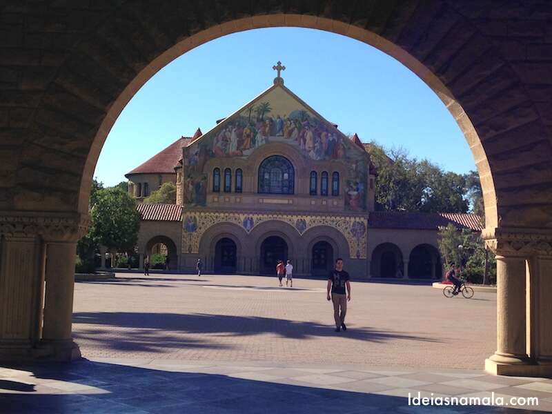 Universidade de Stanford - California