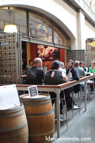 Wine Merchant - Ferry Building