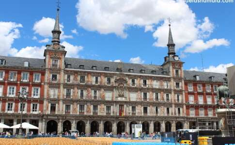 Plaza Mayor de Madri