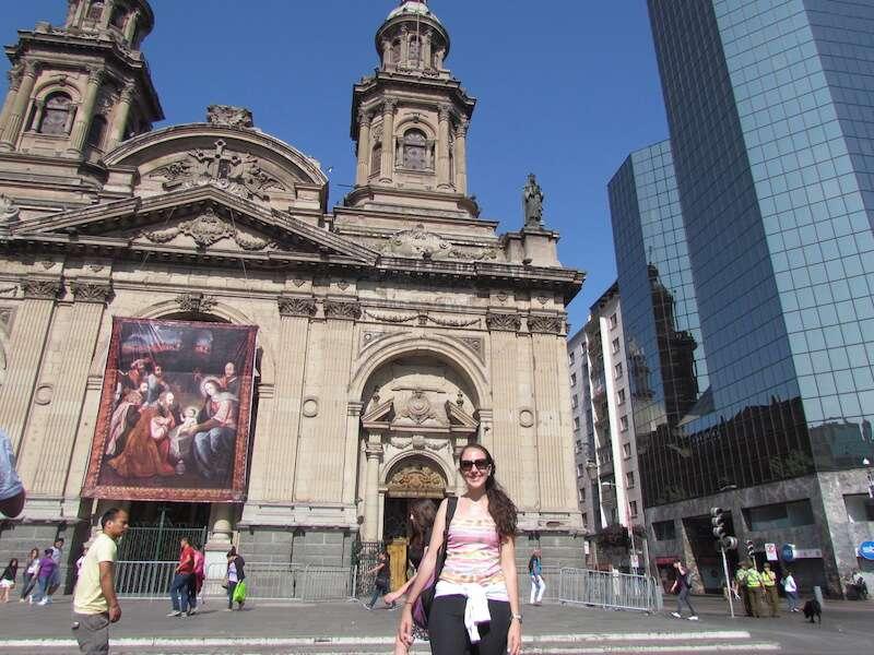 Plaza de Armas - Chile