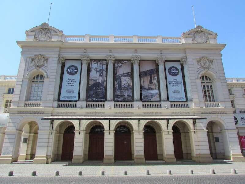 Teatro de Santiago