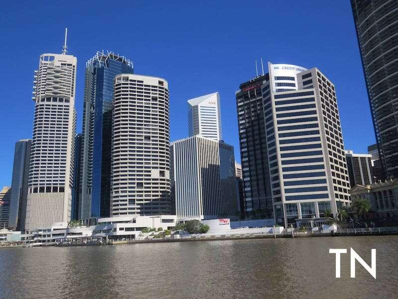 Brisbane vista da balda (city cat)