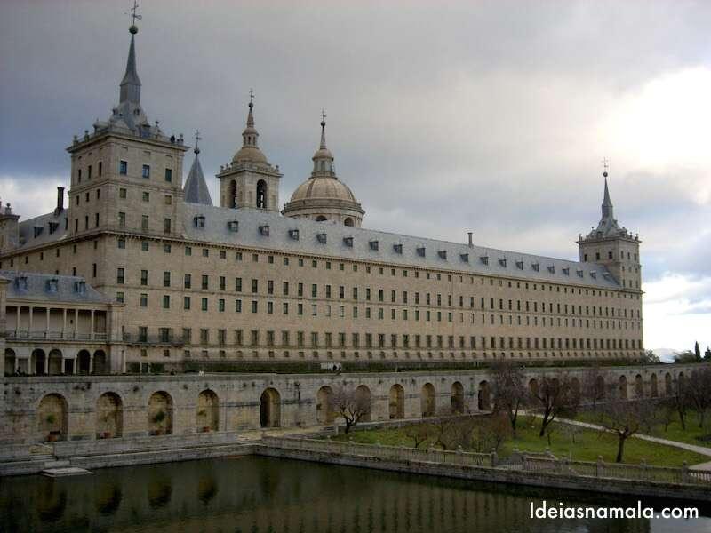 Bate e volta de Madrid