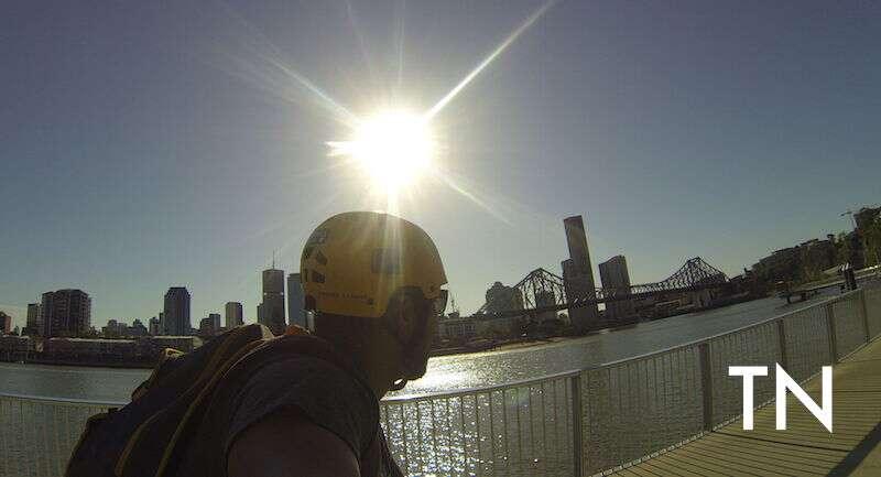 Brisbane de Bicicleta