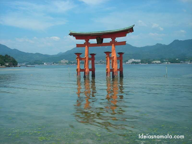 Miyajima -Japão