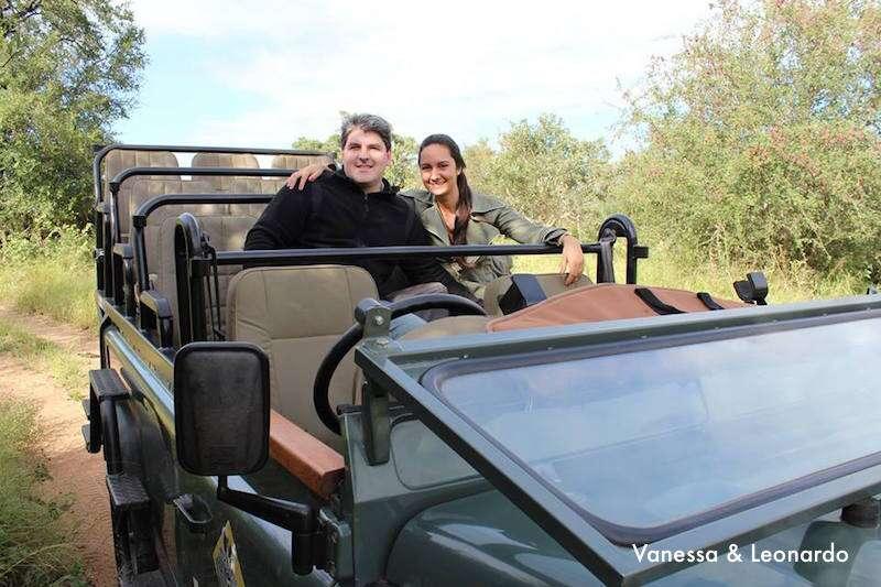 Safari no Kruger