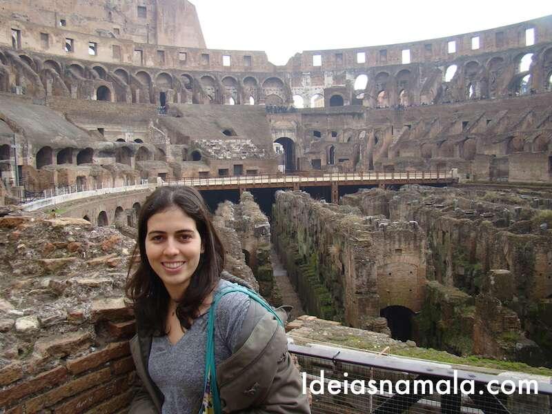 Minha última ida a Itália