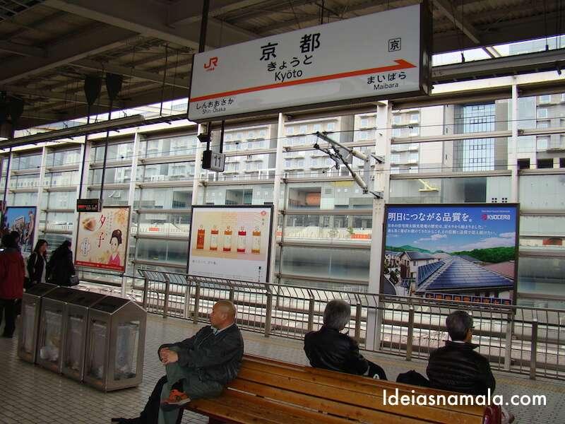 Estação de Kioto