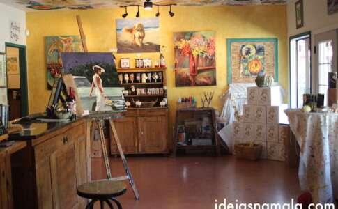 Artiste em Los Olivos
