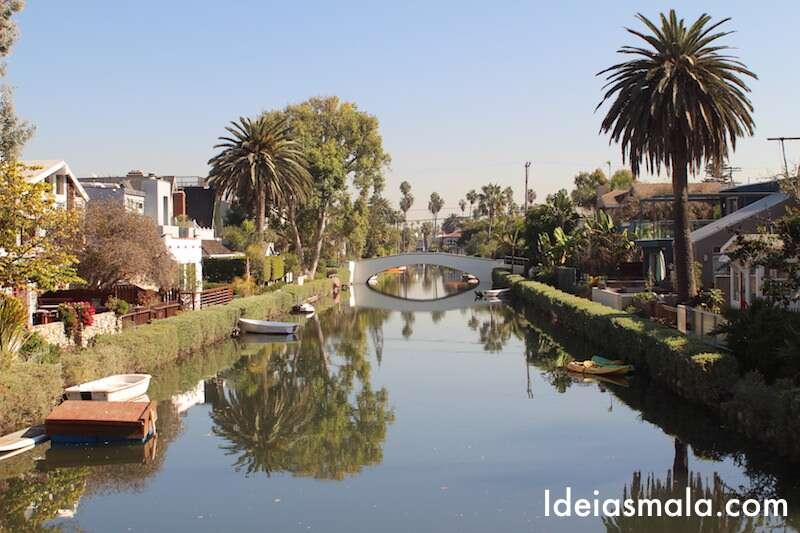 Canais de Venice