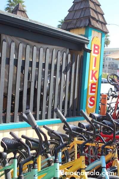 Aluguel de Bicicleta Santa Monica