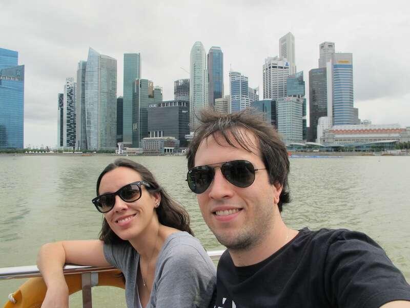 Marcos & Vera - Singapura