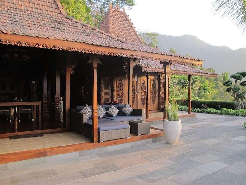 Vila Borobudur - Indonésia