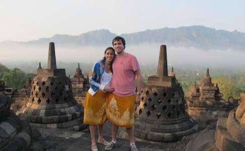 Templo Borodur - Indonésia