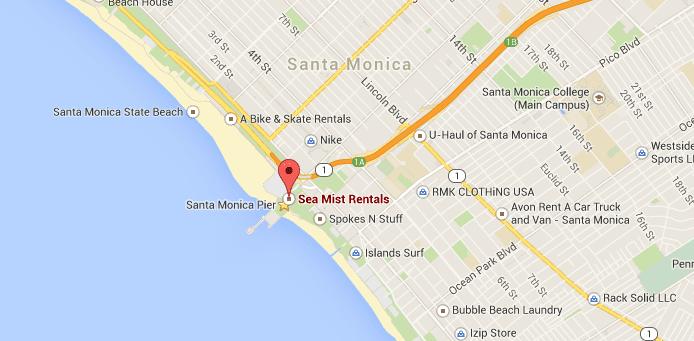 Sea Mist - Santa Monica
