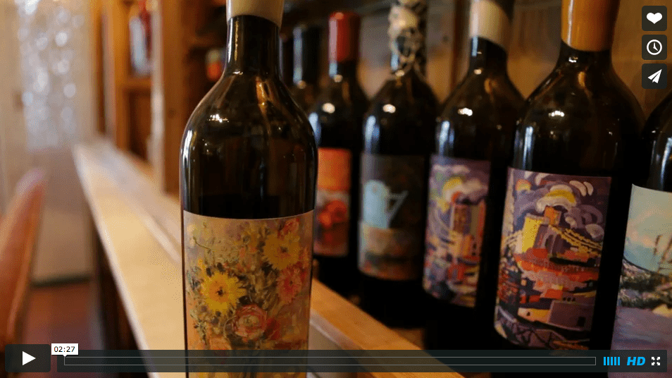 Degustacao de Vinho - Artiste