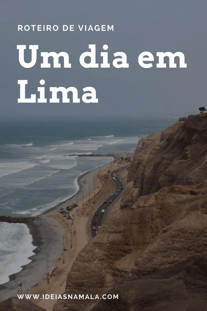 Um dia em Lima