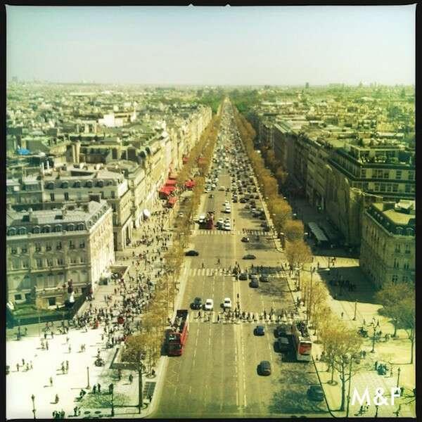 Champs Elysses - Paris