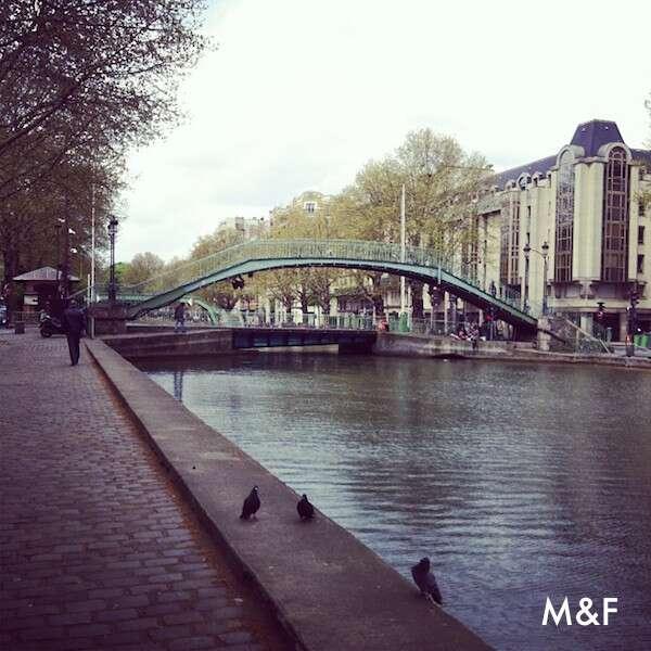 Canal de St. Martin