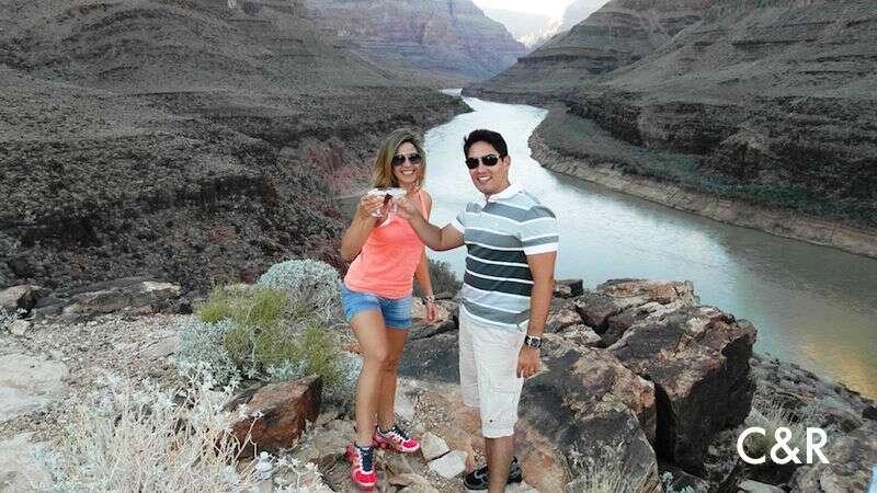 Passeio de Helicóptero pelo Grand Canyon