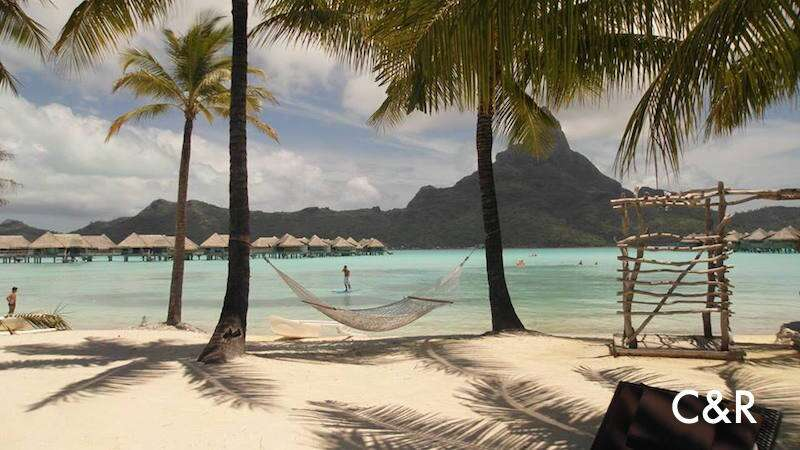 Intercontinental em Bora Bora