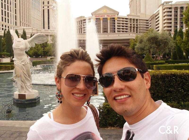 Lua de mel - Las Vegas