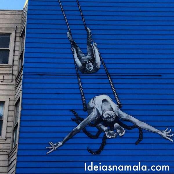 Grafite - San Francisco - Mission