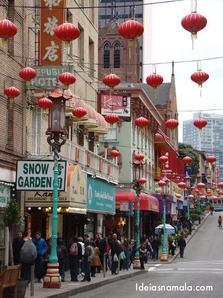 China Town - San Francisco