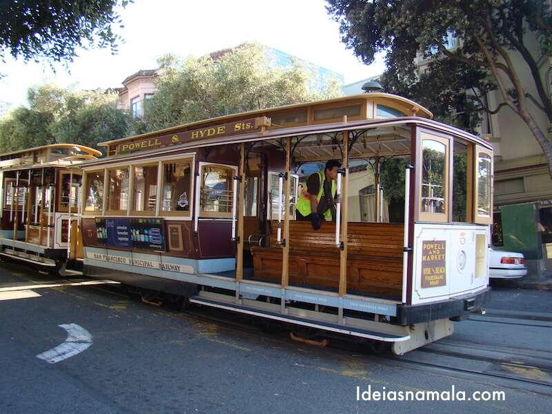 Bondinho - San Francisco