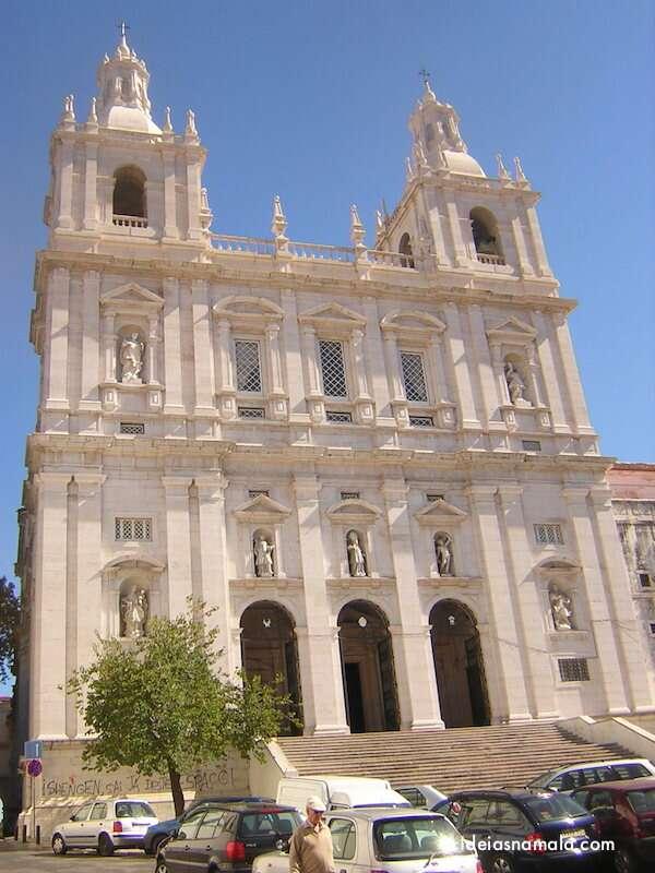 Igreja de São Vicente de Fora - Lisboa