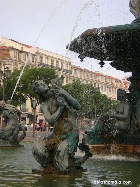 Fonte - Lisboa