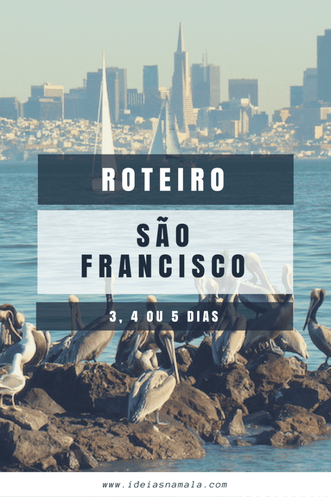 Roteiro São Francisco