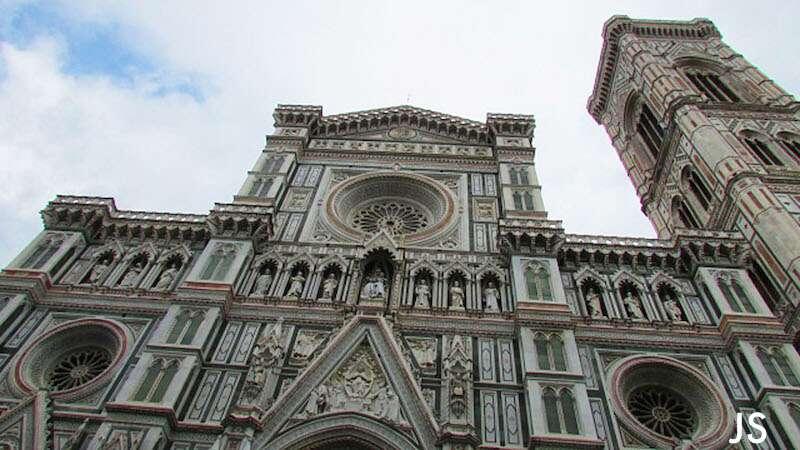 Fachada catedral de Florença