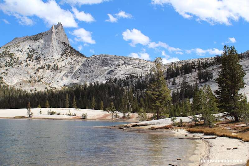 Cathedral Lakes -Yosemite