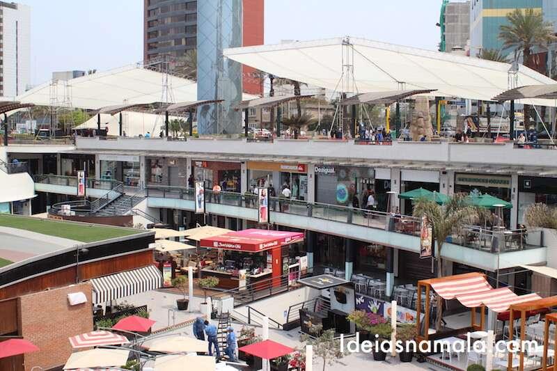 Shopping Lacomar