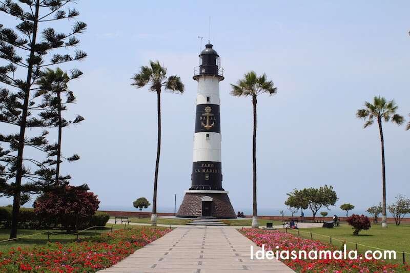 Farol Marina Nautica - Lima
