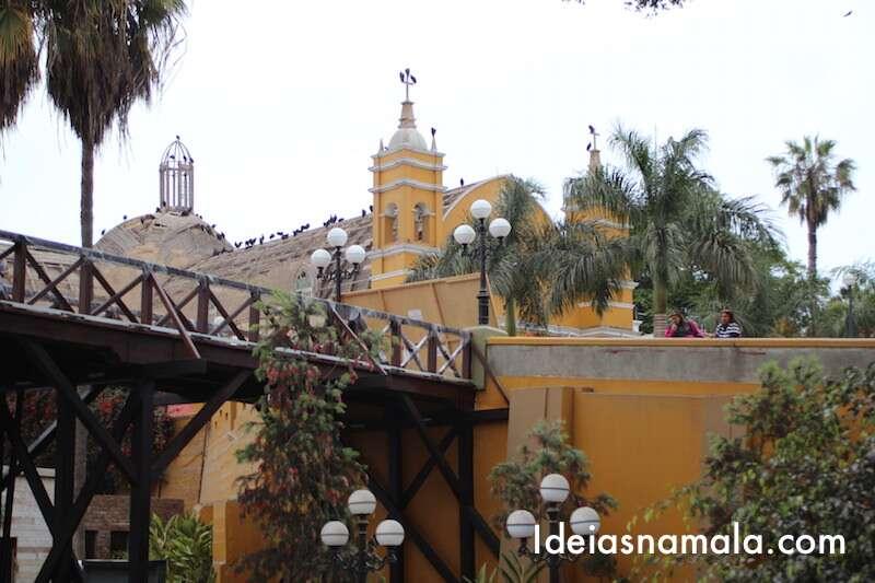 Ponte dos Suspiros - Barranco
