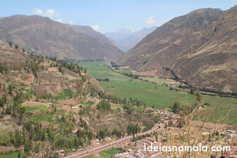 Mirante do Vale Sagrado -Peru