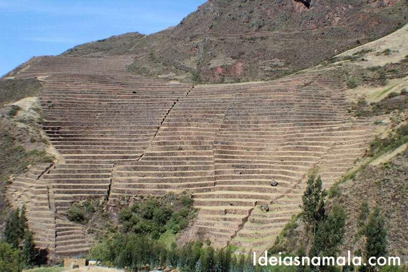 Terraços agrícolas Pissac - Peru