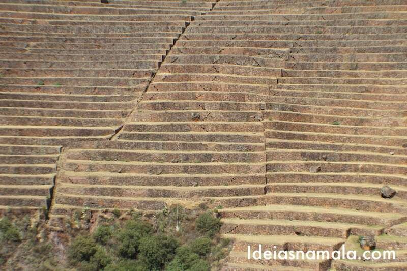 Terraços agrícolas - Peru