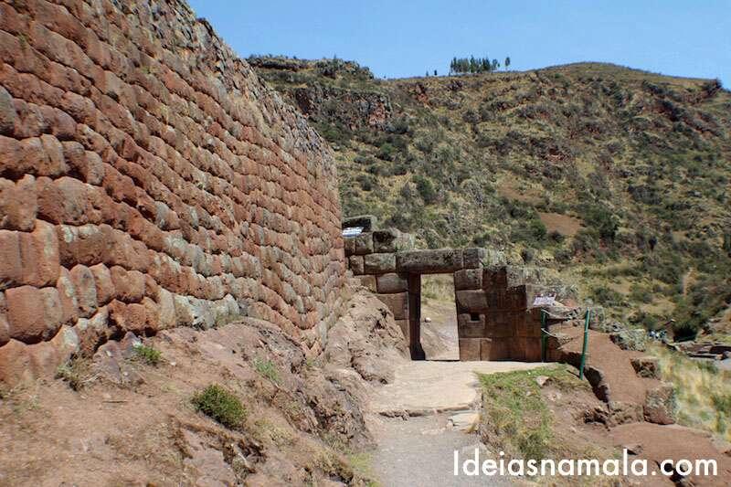 Ruinas Incas - Pissac - Peru
