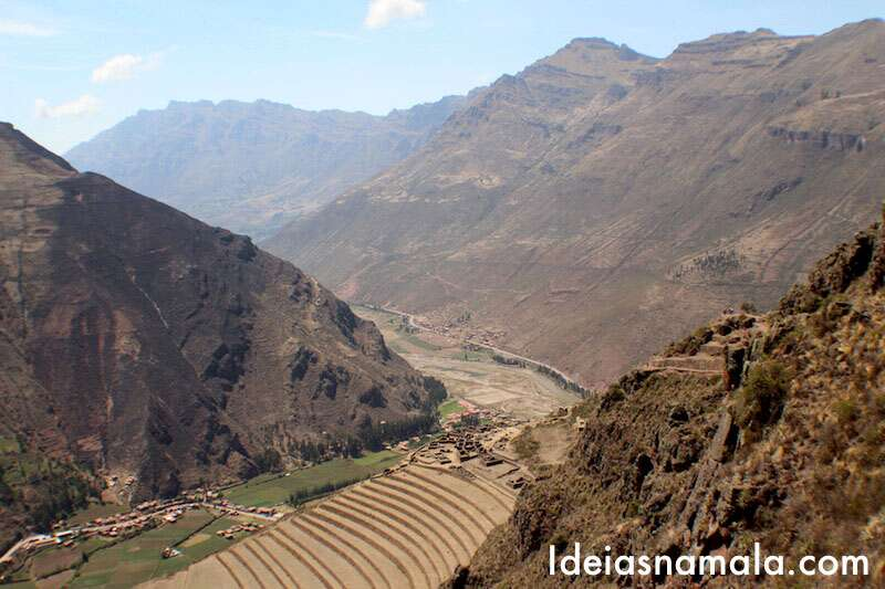 Ruínas de Pissac - Peru