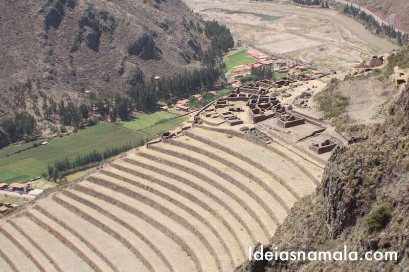 Ruínas de Pisac - Peru