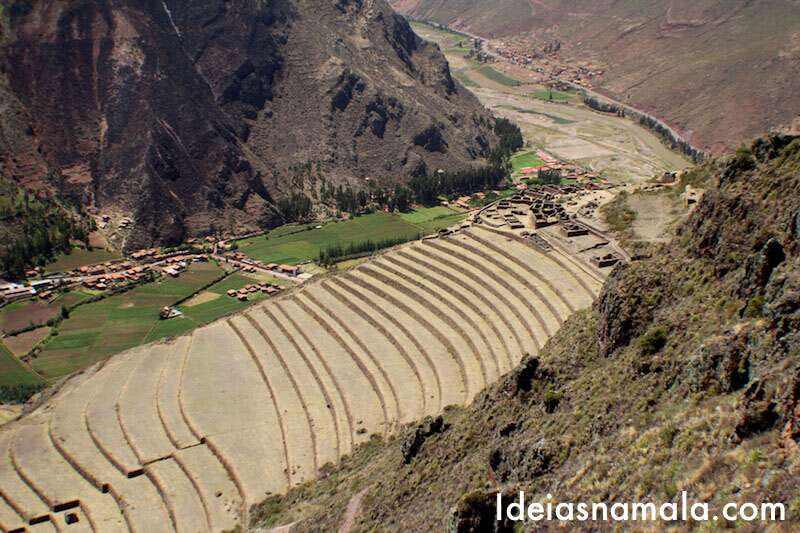 Terraços Incas de Pissac