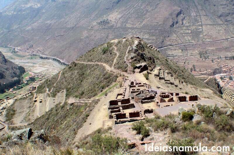 Templos Incas em Pissac - Peru