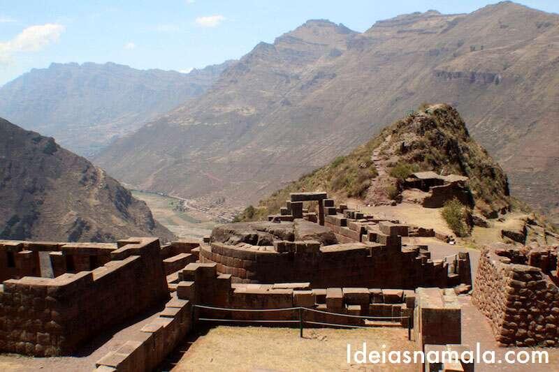 Templo do Sol - Pissac - Peru