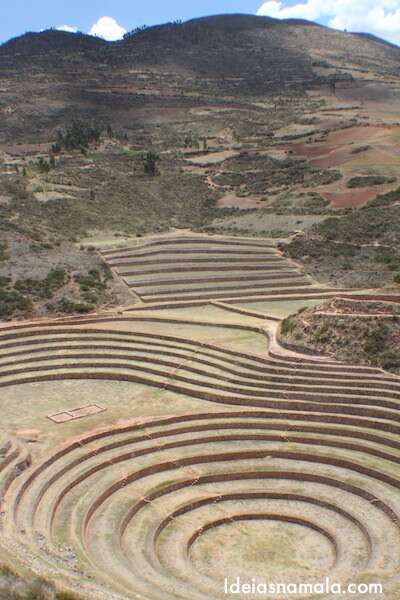 Moray - Vale Sagrado dos Incas